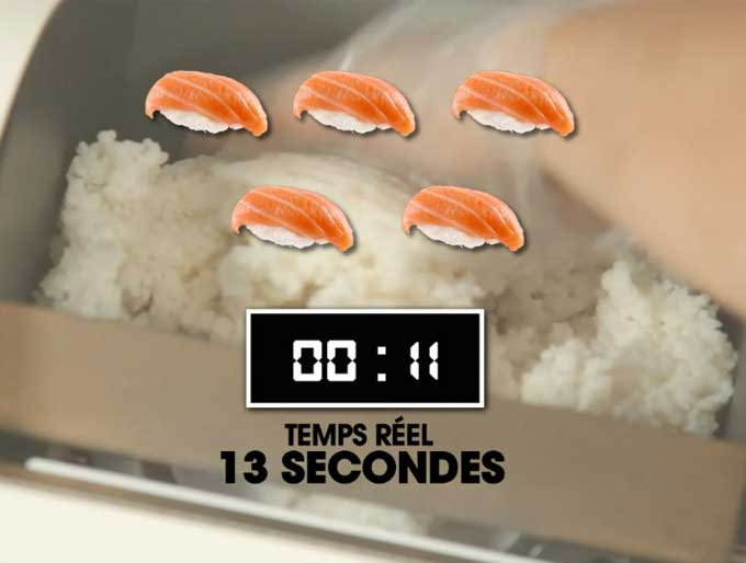 Nigiri Sushi TSM 09